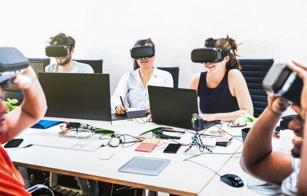 Virtual Reality for Employee OnBoarding – A Game Changing Move for Workplaces